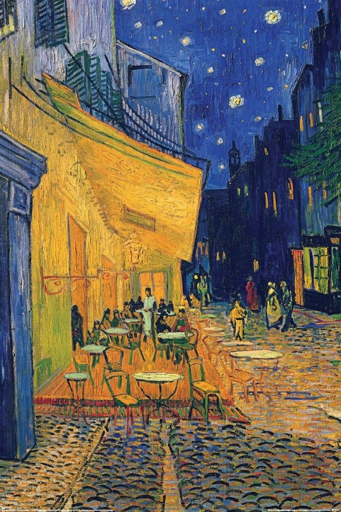 Van Gogh poszter