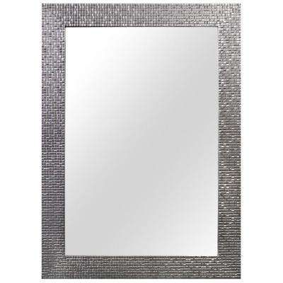 72 Home Depot 24 35 In W X 35 35 In L Framed Fog Free Wall