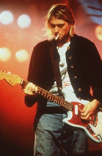 Hvem er Kurt Cobain dating hvor å fjerne ned dating konto