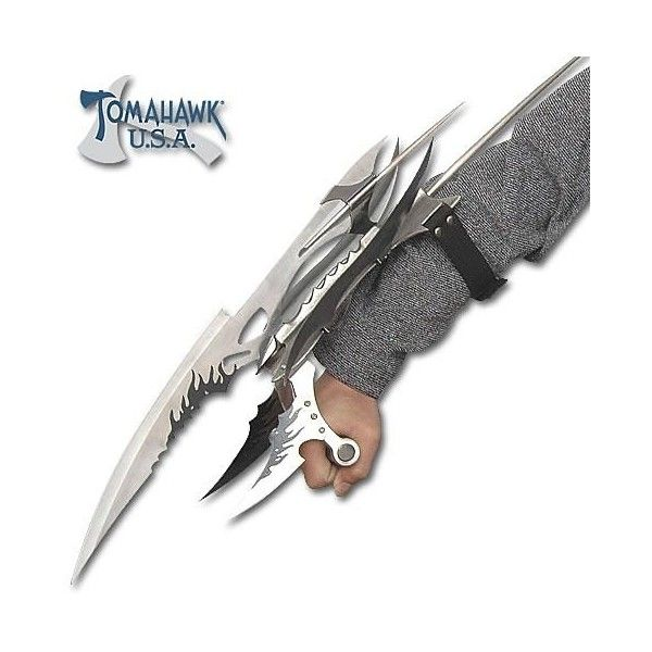 Kunai With Chain Weapon For Sale