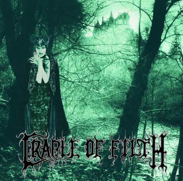 Malice Through The Looking Glass A Song By Cradle Of Filth On Spotify Cradle Of Filth Black Metal Dusk