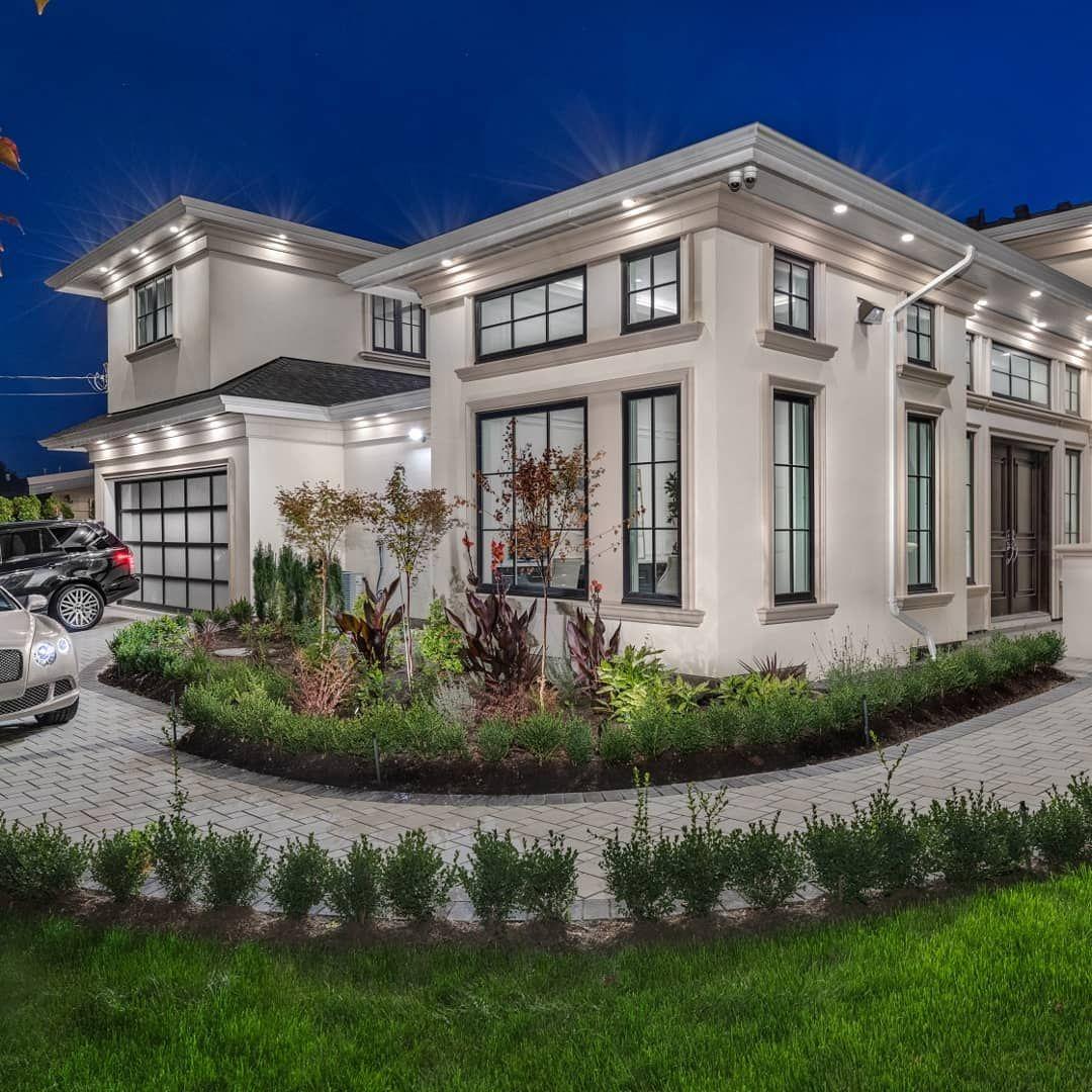Transitional Home Real Estates Design House Design Photos Mansions