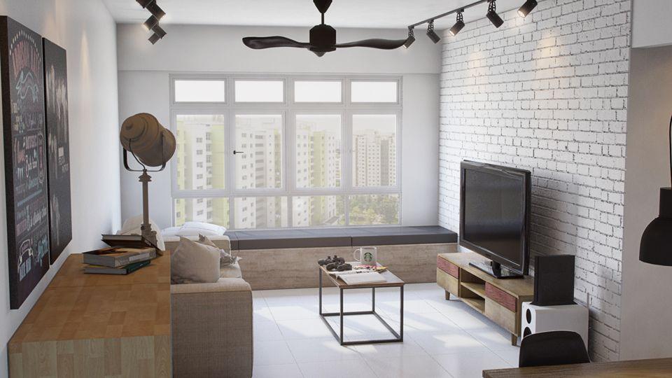 Window Renovation Singapore Customized Your Special Needs Living Room Scandinavian Living Room Designs House Interior
