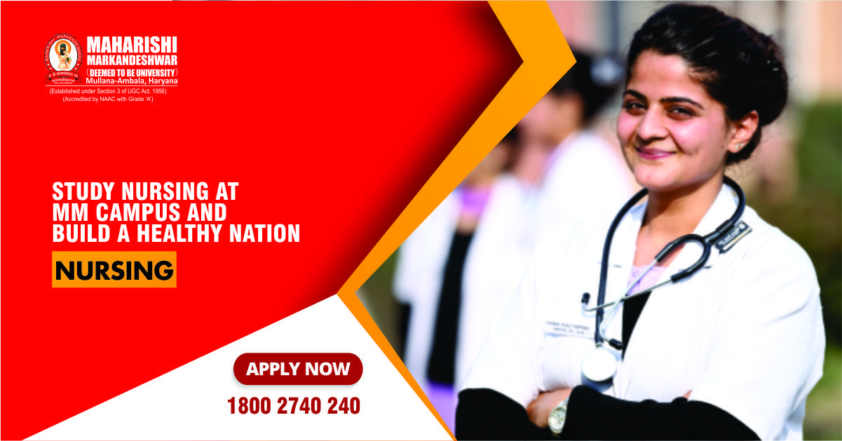 Pursue your Nursing Degree from Best University of the