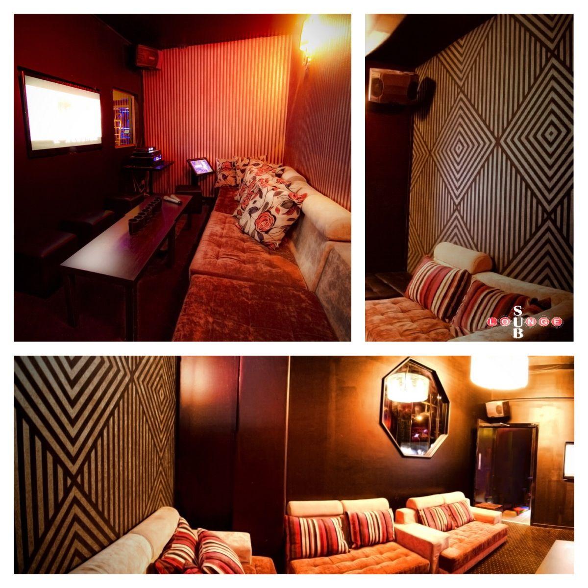Semicircular Ktv Room Interior Design: Karaoke Rooms, Another New Private Room