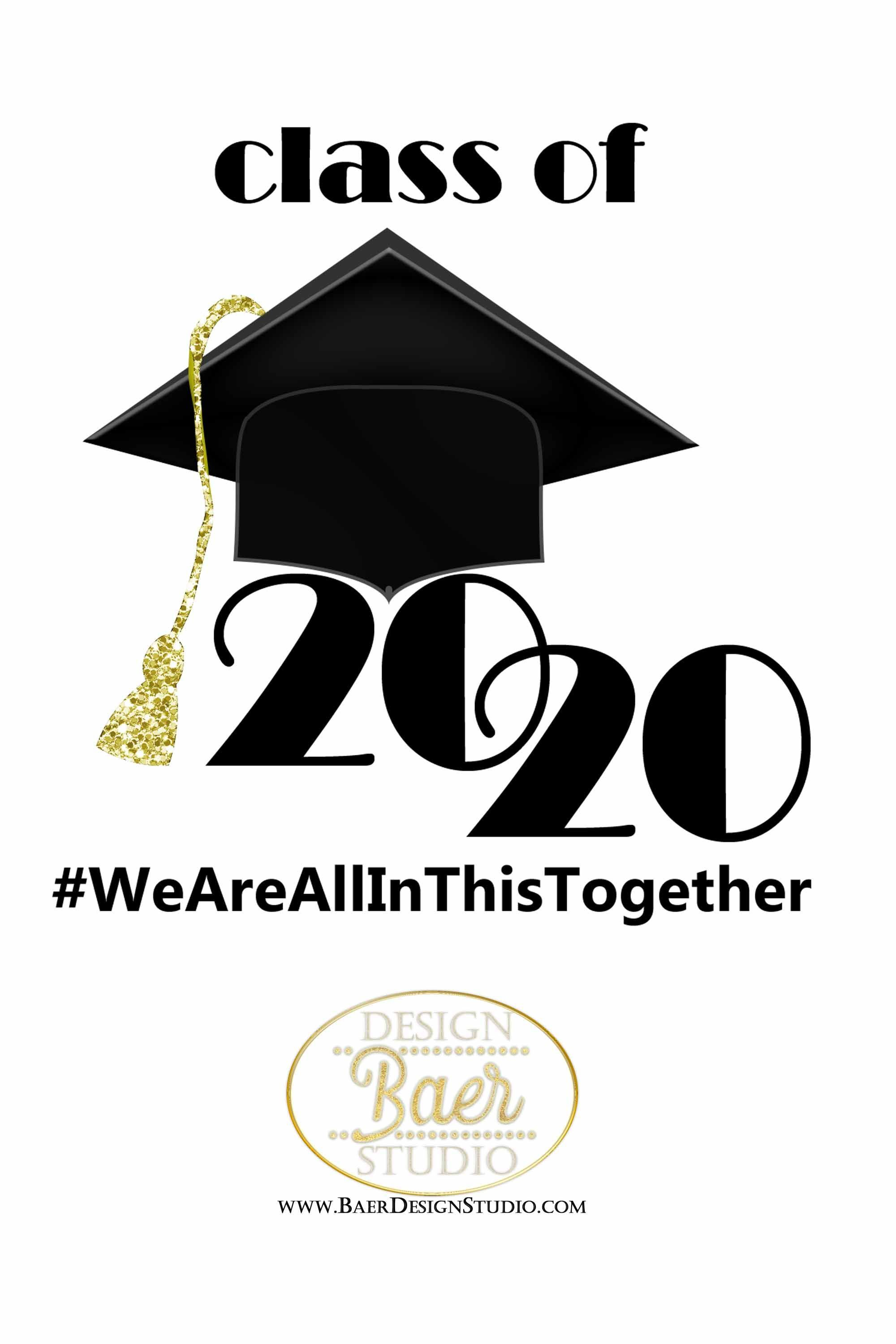 40+ Class of 2020 clipart free information
