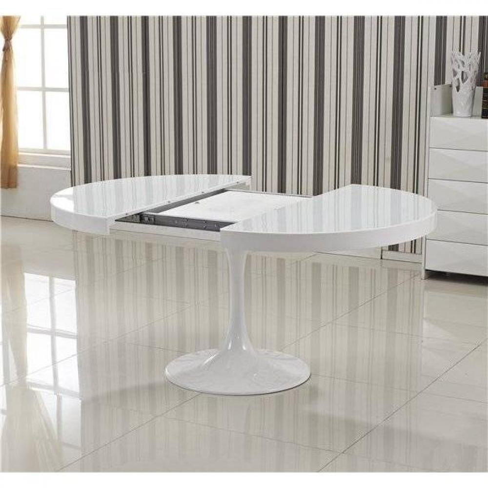Table De Repas Design Au Meilleur Prix Table Ronde Extensible