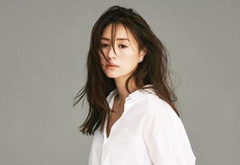 井川遥の髪型 最新 抜け感のある髪型オーダーとアレンジ方法 髪型