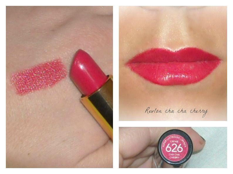 8e2283f30e351 revlon cha cha cherry | Beauty | Lipstick, Beauty, Makeup