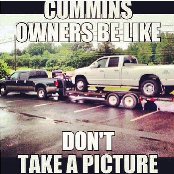Www Dieseltruckgallery Com Cummins Meme Ford Jokes Truck Memes