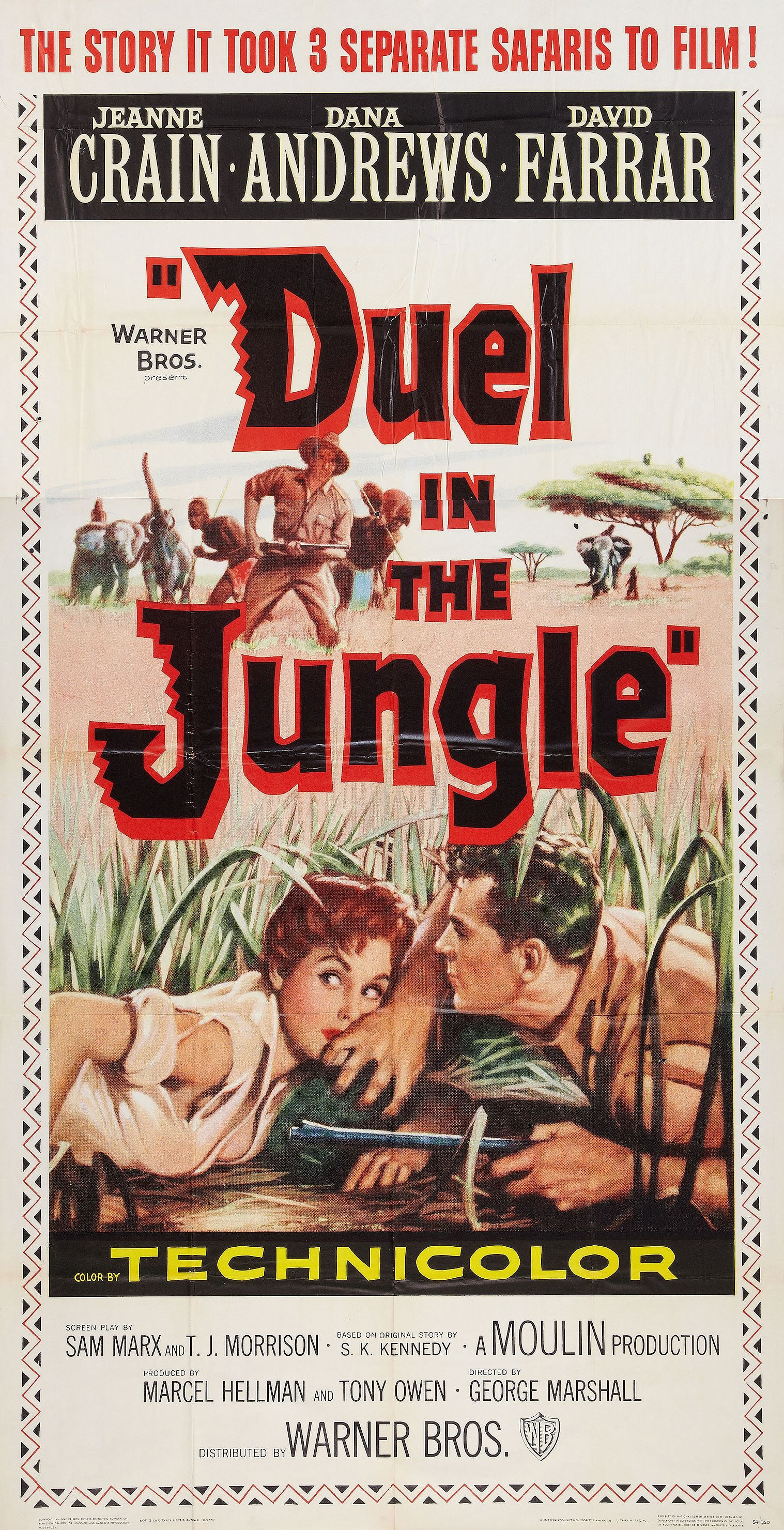 Watch Duel in the Jungle Full-Movie Streaming
