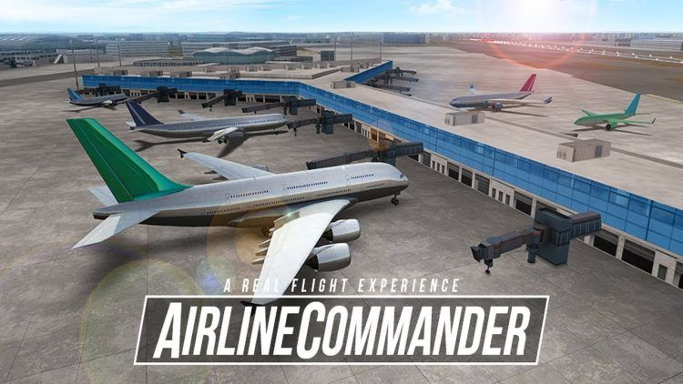 Airline Commander A Real Flight Experience For Your Windows Mac Pc In 2021 Flight Simulator Best Airlines Simulation Games