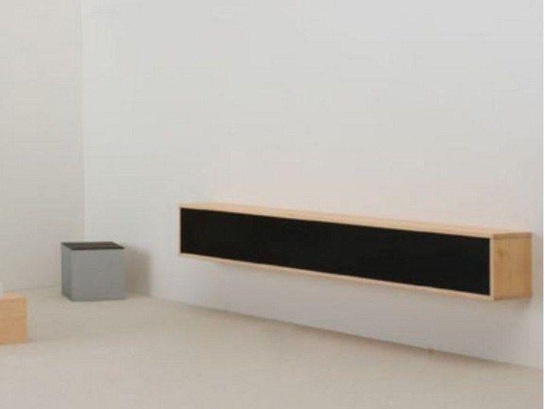 Great Horizontal Wall Cabinet With Sliding Doors WANDREGAL By Sanktjohanser |  Design Matthias Hubert Sanktjohanser