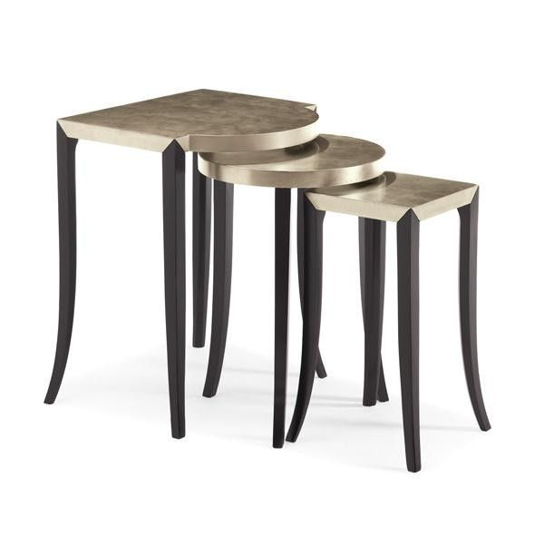 Caracole Out and About Accent Tables | Cadieux Interiors