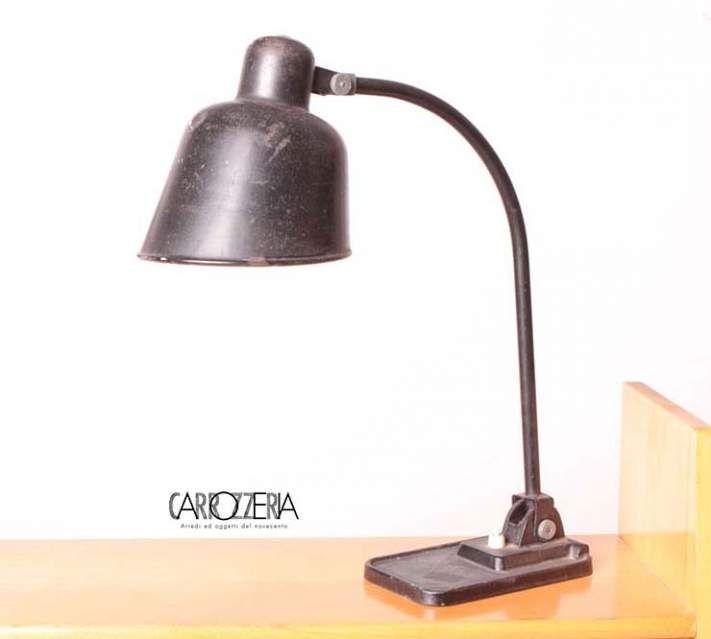 Lampada Industriale Anni 40 A Milano Kijiji Annunci Di Ebay Lampada Industriale Lampade Lampade Da Tavolo