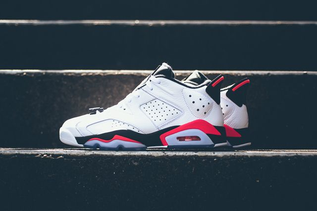 check out f2acf 19911 aj6-low-infrared. I actually like these 6's as lows. | My ...