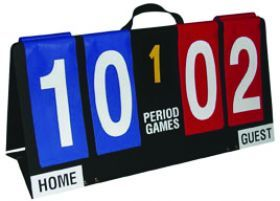 Portable Scorekeeper Scoreboard Basketball Games For Kids Basketball Scoreboard Basketball Training Equipment