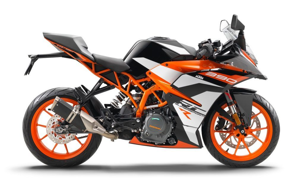 Ktm Rc 390 R Limited Edition Bike Introduced Costs Inr 6 71 Lakhs