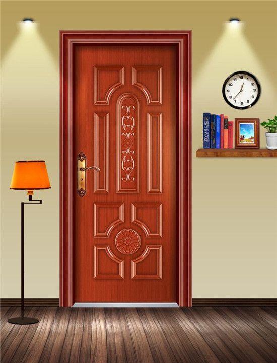 floor door designs solid wooden main entrance single door design models with door