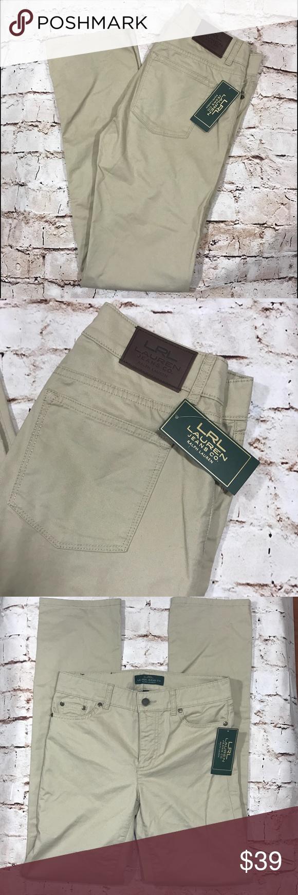 """Lauren Ralph Lauren- Straight Khaki Pants Straight khaki pants by Lauren Ralph Lauren. Inseam is 31"""". Open to all reasonable offers. Lauren Ralph Lauren Pants Straight Leg"""
