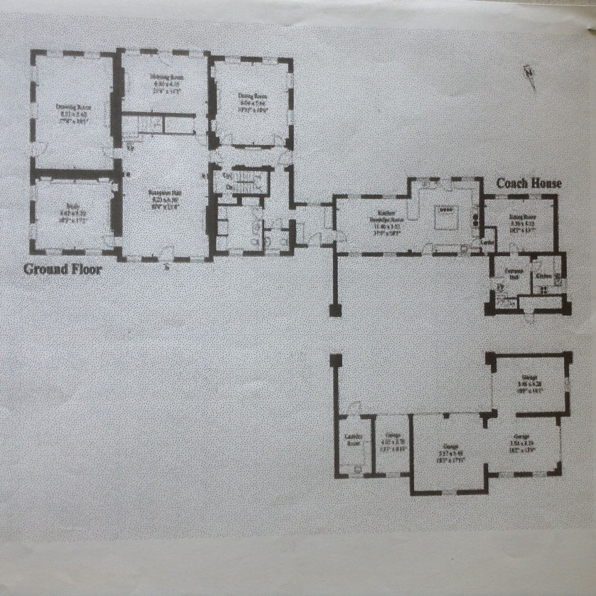 English Country House Ground Floor English Country House Modern House Plans Great House