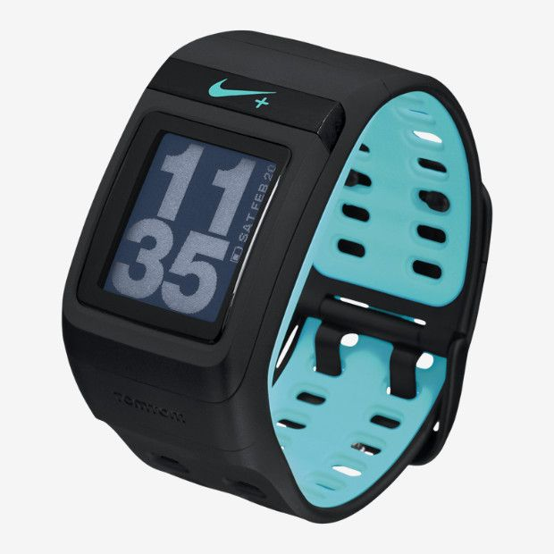233ccd3188 Nike+ SportWatch GPS nice turquoise Powered by TomTom ®