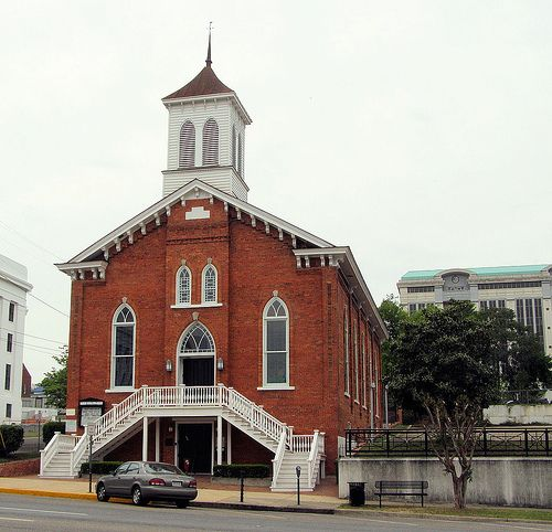Dexter avenue baptist church in montgomery alabama martin luther dexter avenue baptist church in montgomery alabama martin luther king jr was the pastor here the only church he ever pastored malvernweather Choice Image