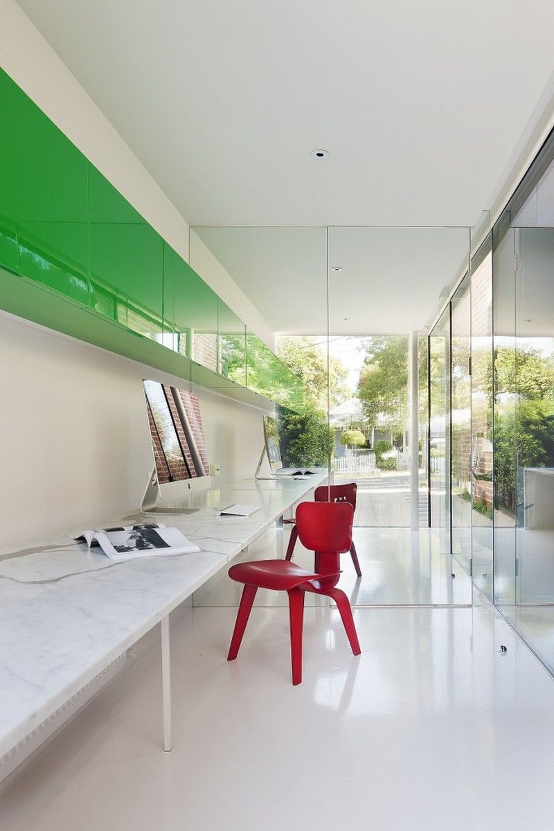 Victorian Terrace House by Matt Gibson Architecture and ...