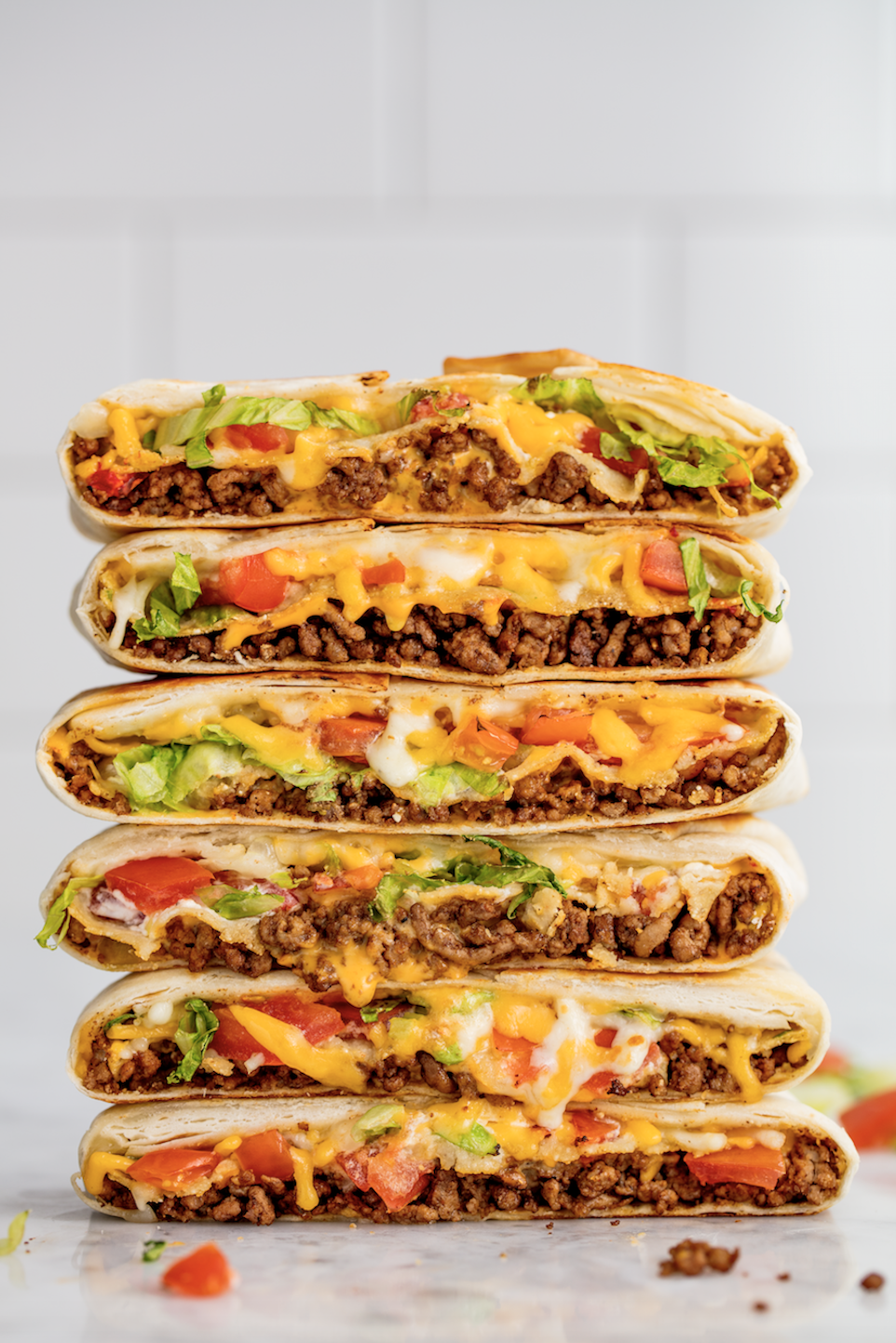 Crunchwrap Supremes and 60+ More Easy Ground Beef Recipes For Cheap, Easy Dinners.