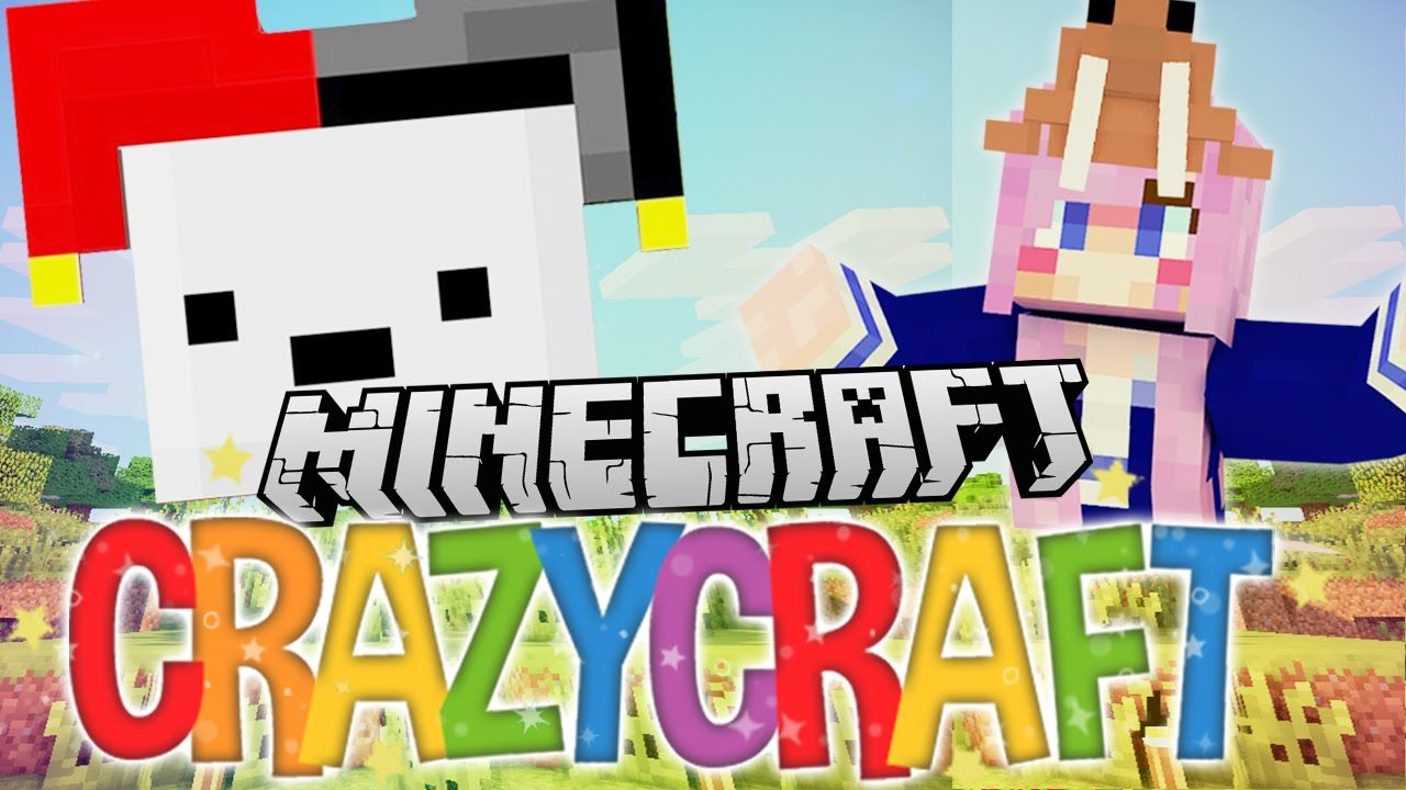 Joke Pet Ep 42 Minecraft Crazy Craft 3 0 Ldshadowlady Minecraft Minecraft Videos
