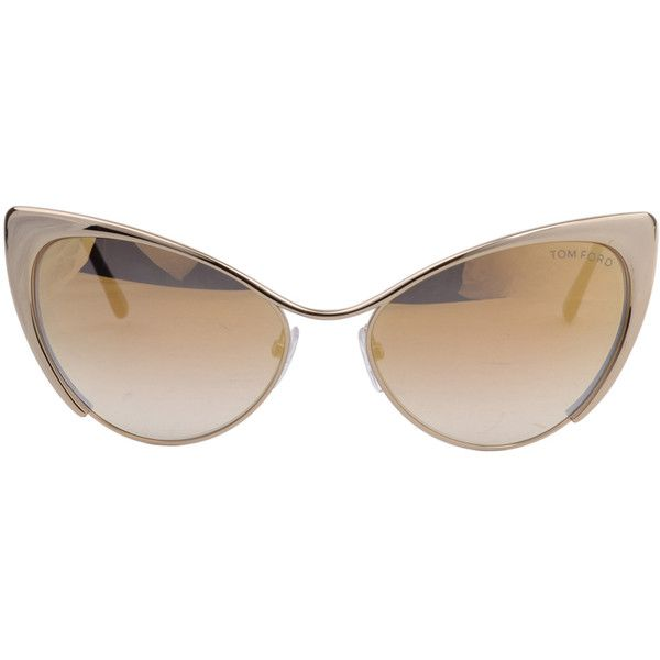 TOM FORD Mirror Cats Eye Glasses