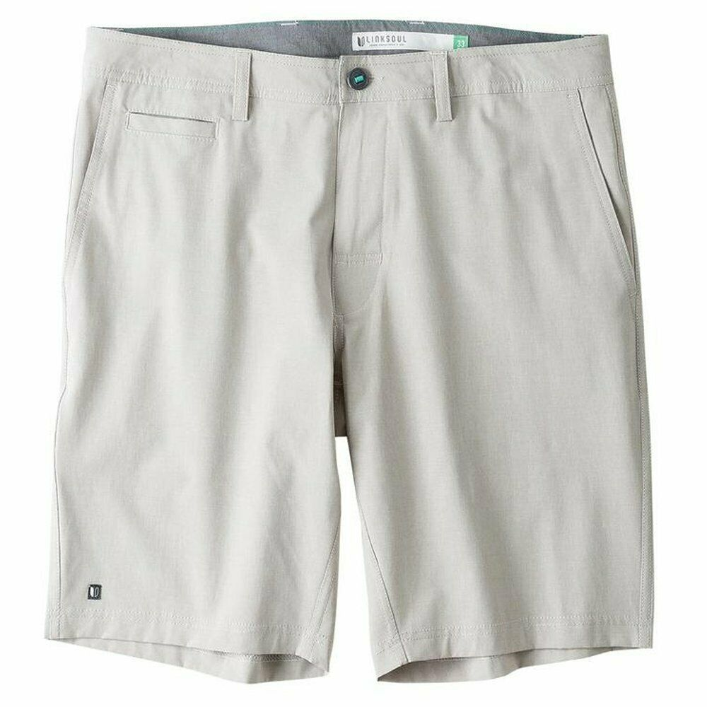 Linksoul Mens Stretch Boardwalker Shorts fashion
