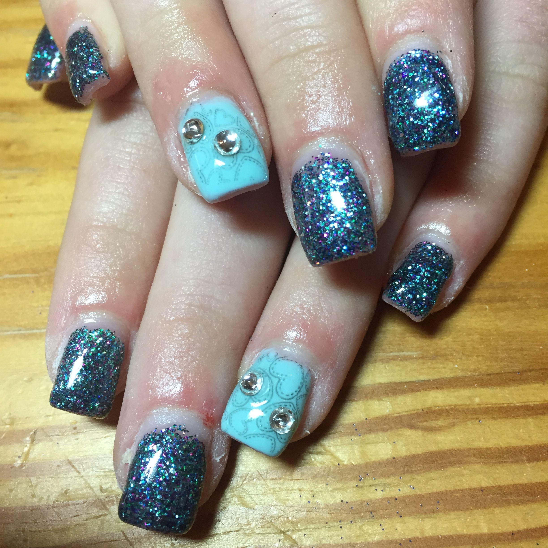 Kim's nails   Nail art, Nails