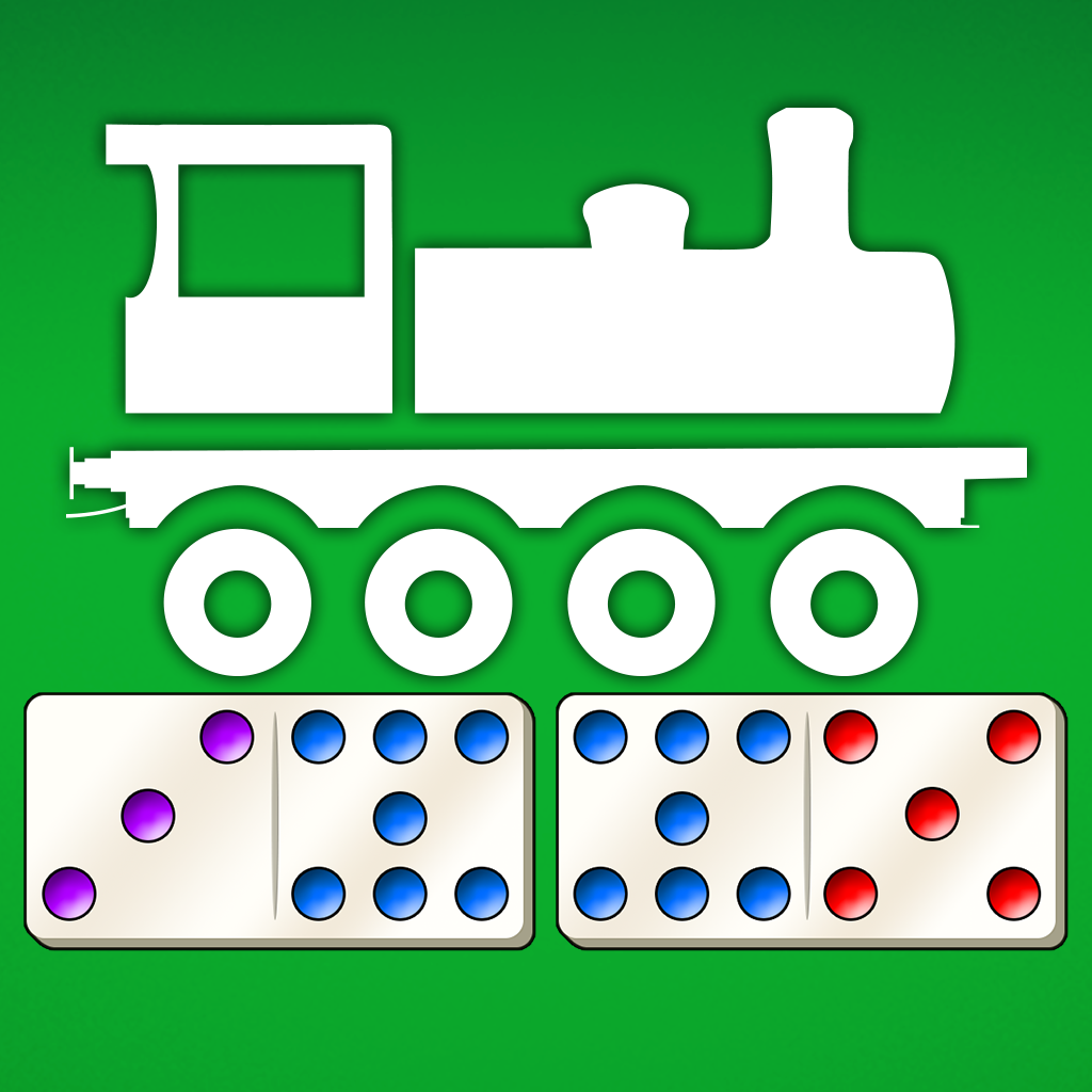 Mexican Train Dominoes Classic is a great game to play on
