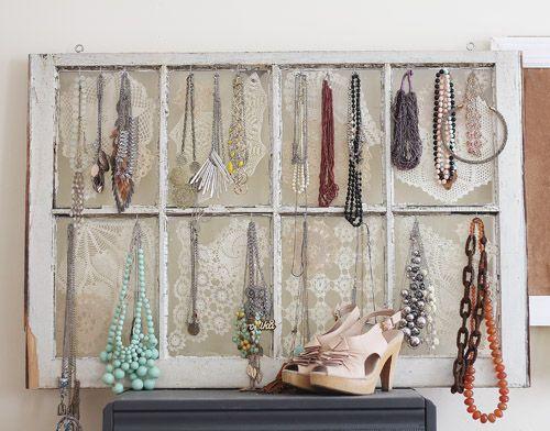 windowpane jewelry organizer co Tick Tock Vintage Windows