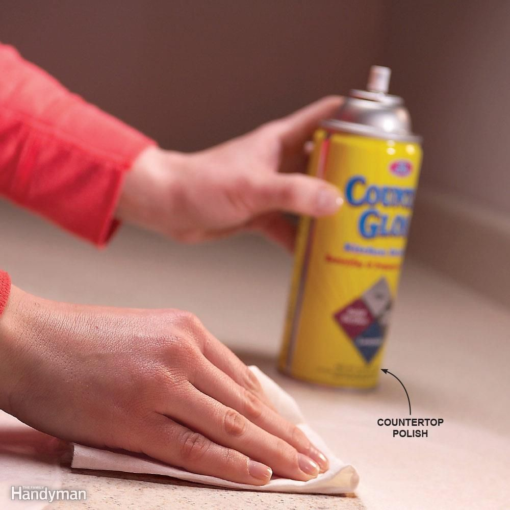 If You Have An Older Plastic Laminate Countertop You Ve Probably
