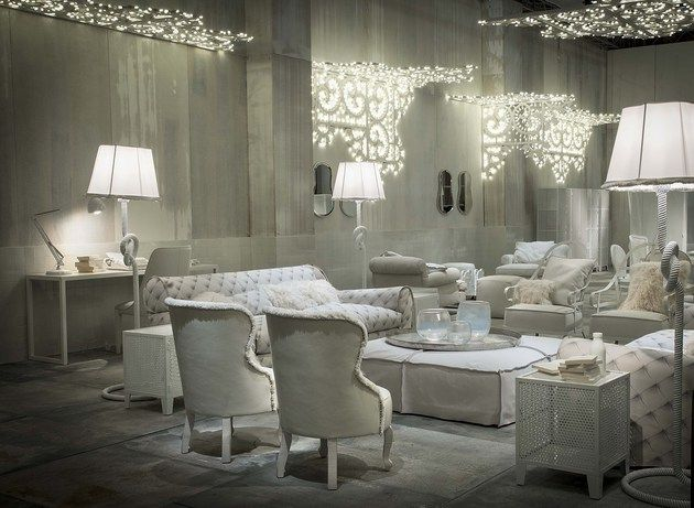 paola-navone-designs-white-fairy-tale-interiors-latest-furniture, Möbel