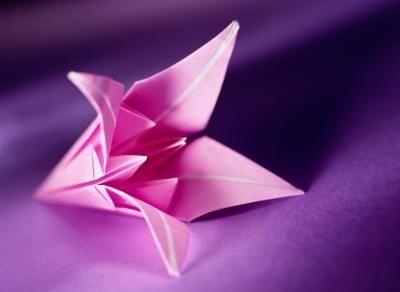 How To Make Paper Stiff Diy Crafts Ideas Origami Paper