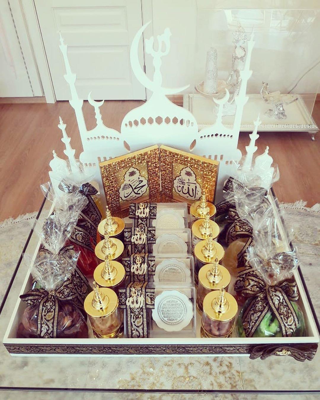 Ramazan Xoncasi Xonca Xoncalarinbezedilmesi Xoncalar Xna Xnaxoncasi Toy Wedding Inlovedesign Inlove Bir Ramadan Gifts Ramadan Decorations Eid Gifts