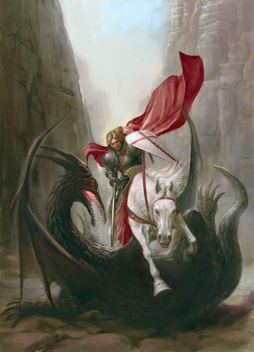 Deu, Toni - St George & Dragon