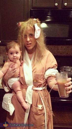 New Mom - Halloween Costume Contest at Costume-Works Pinterest - mom halloween costume ideas