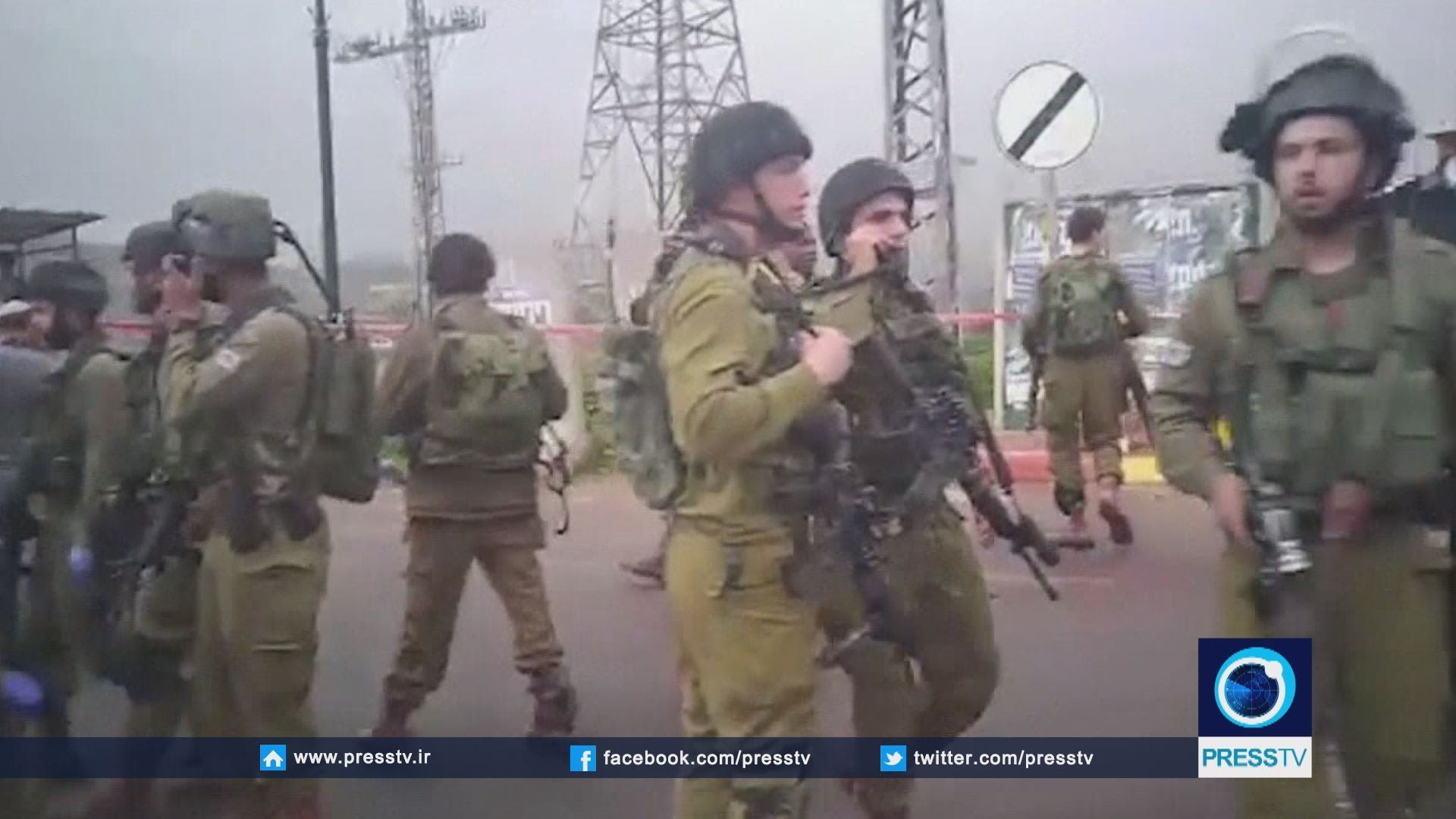 Israeli soldiers kill 3 Palestinians in West Bank