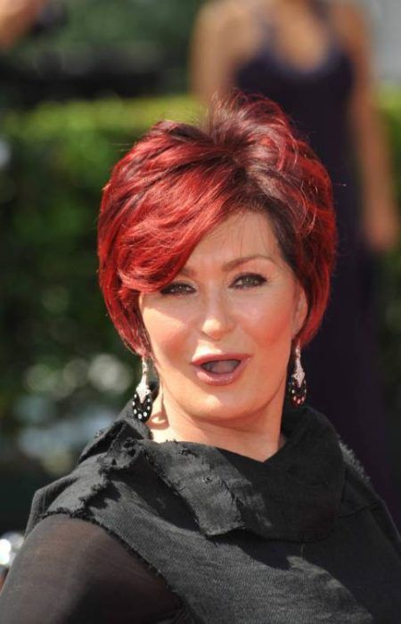 Rothaarige Prominente In Hollywood Frisuren Frisur Rot