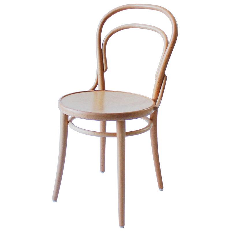 Ton Chair 14 Natural Beech Ton Chair Chair Dining Chairs