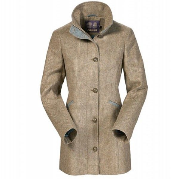 MUSTO WINCHESTER LADIES TWEED JACKET The Winchester Tweed Jacket ...