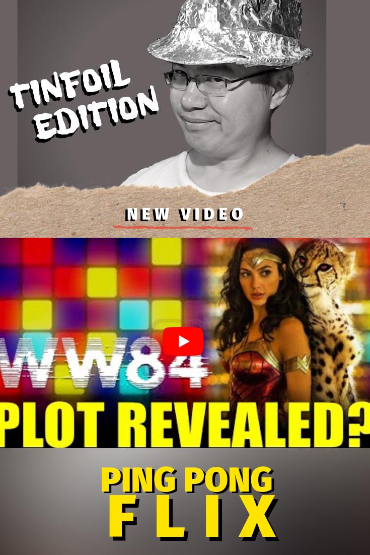 Ww84 Plot Revealed Tinfoil Edition Wonder Woman Leaks Darkseid