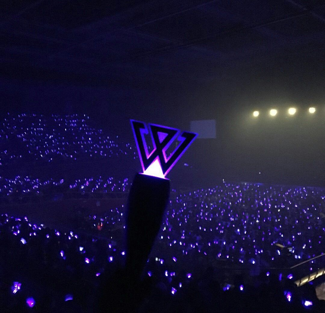 Winner Lightstick Kpop Inseobong Innercircle Kpop