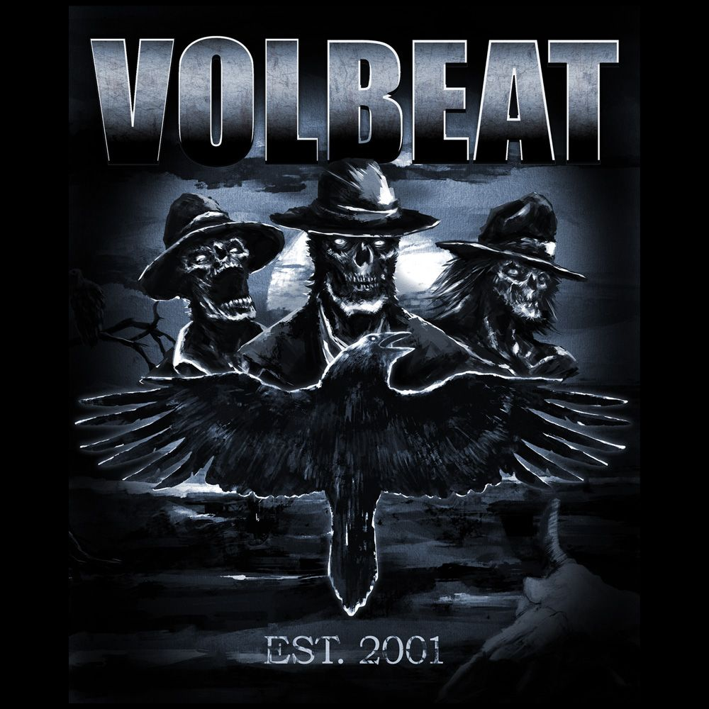 Volbeat Volbeat Amp Michael Pinterest