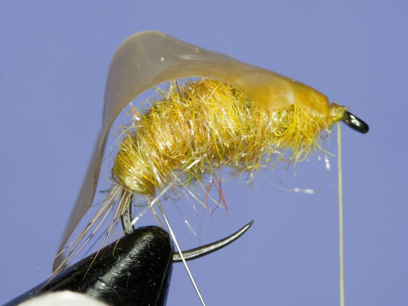Scud Nymph Pattern To Tie Pinterest Nymphs Fly Tying And Fly Magnificent Scud Fly Pattern