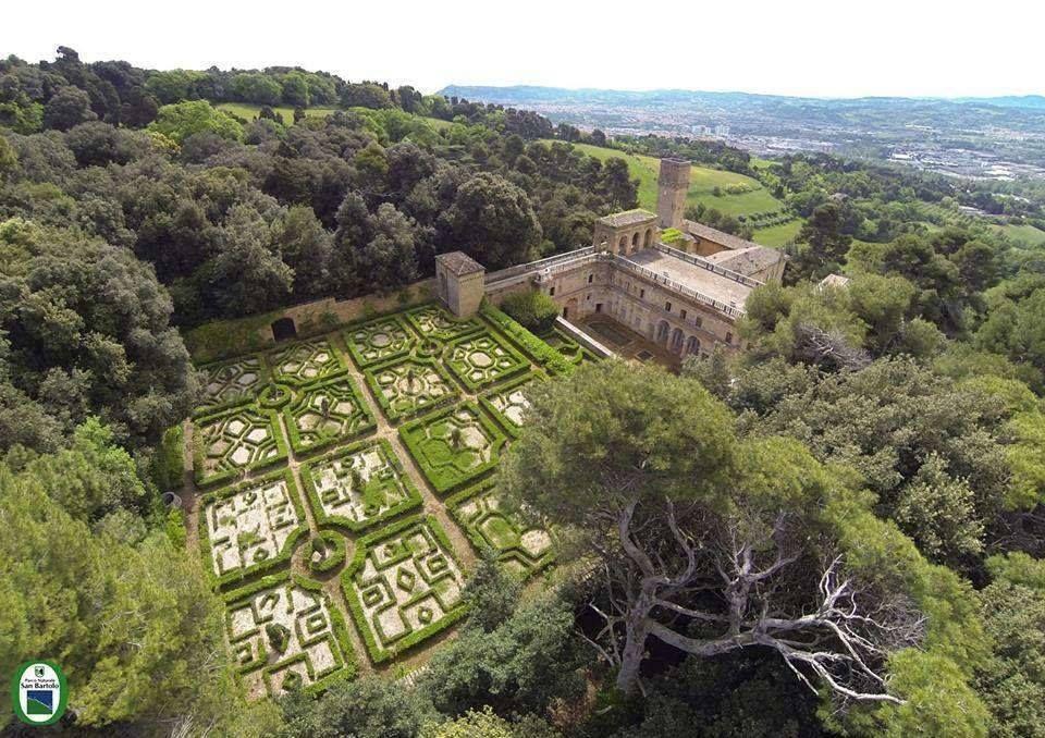 PESAROVilla Imperiale Parco San Bartolo Pesaro Built
